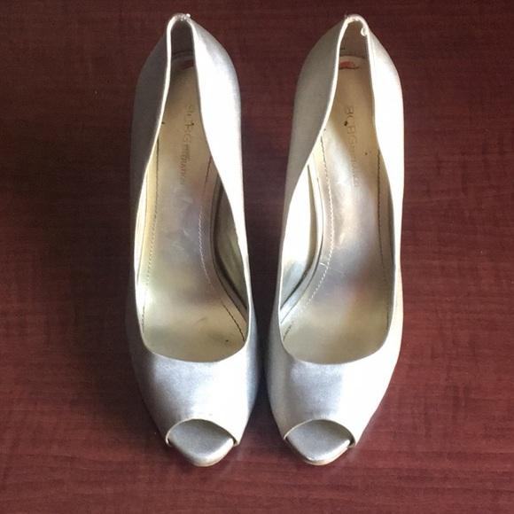 BCBGeneration Shoes - BCBGenetation Brazen Gold Metallic Heels